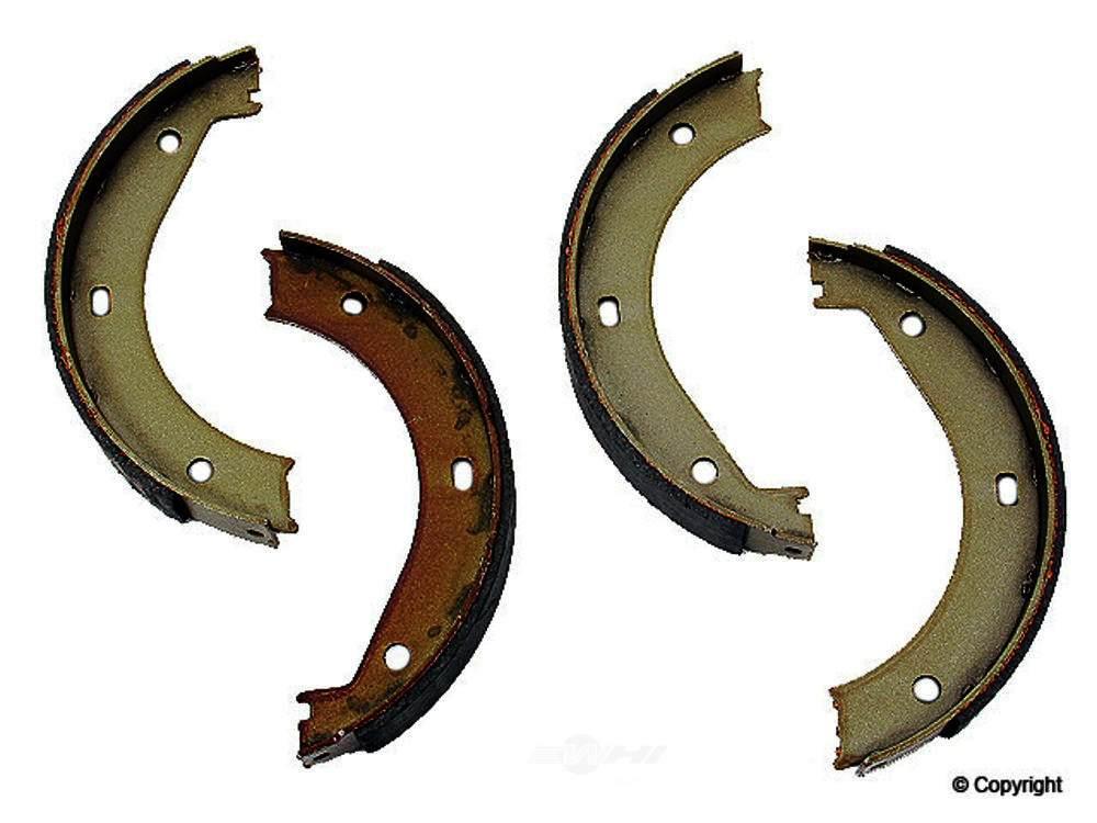 Febi -  Parking Brake Shoe Parking Brake Shoe - WDX 521 08170 280