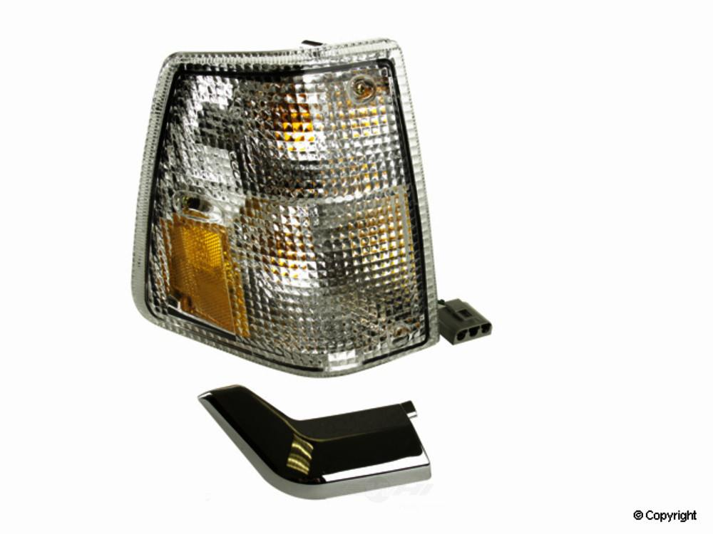 Professional -  Parts Sweden Parking Light Assembly - WDX 860 53091 803