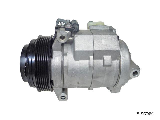 Behr - Behr A/C Compressor - WDX 656 33042 036
