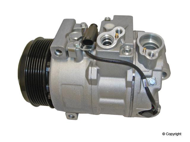 Behr - Behr A/C Compressor - WDX 656 33043 036