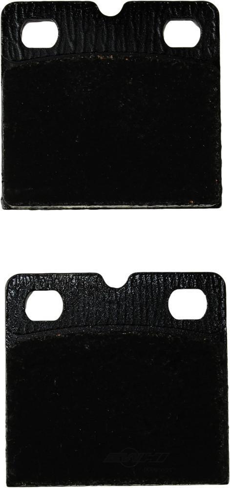 Pagid -  Parking Brake Pad Set - WDX 520 09710 345