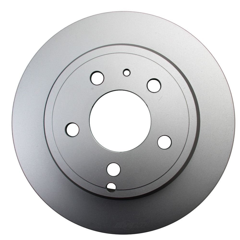 Pagid -  Disc Brake Rotor (Rear) - WDX 405 53014 345