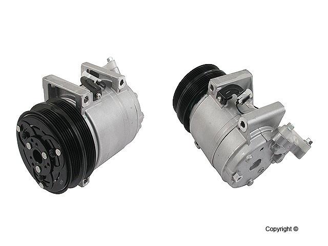 INTERAMERICAN MOTOR CORPORATION - OE Supplier New A\/C Compressor - IMO 36000570