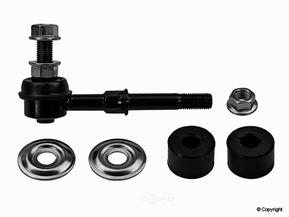 Meyle -  Suspension Stabilizer Bar Link Suspension Stabilizer Bar Link - WDX 376 24004 500
