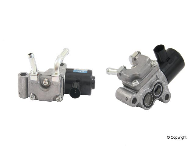 Genuine New - Genuine New Fuel Injection Idle Air Control Valve - WDX 134 01001 002