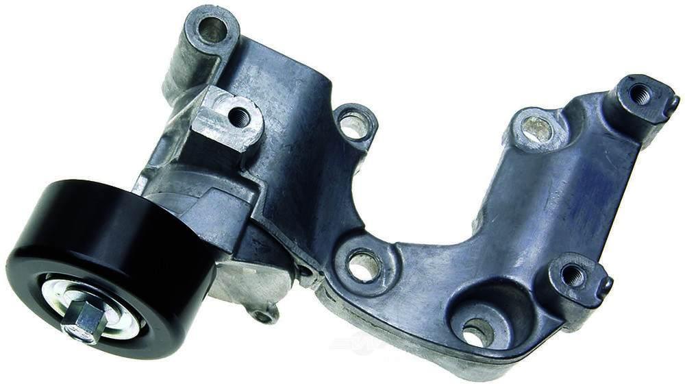 Gates -  Drive Belt Tensioner Assembly - WDX 680 51013 405