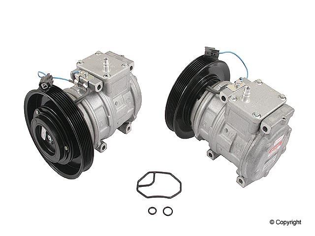 IMC - Denso New A/C Compressor - IMC 656 21010 122