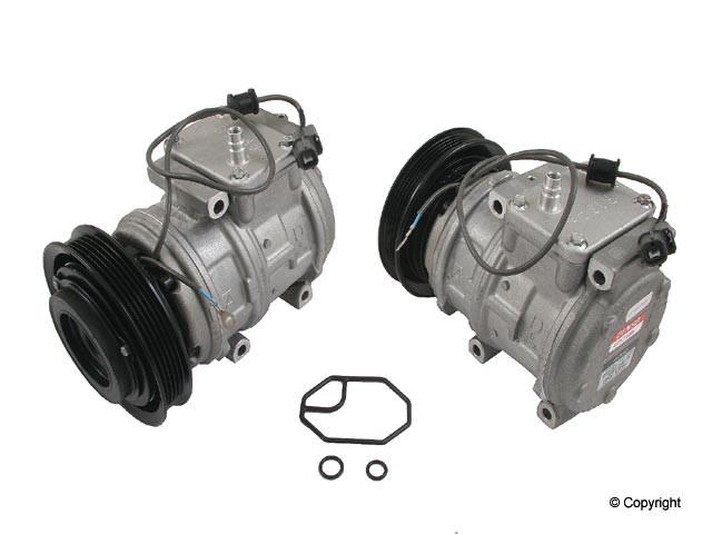 IMC - Denso New A/C Compressor - IMC 655 01001 122