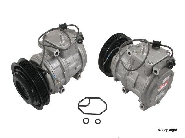 Denso New - Denso New A\/C Compressor - WDX 655 01001 122