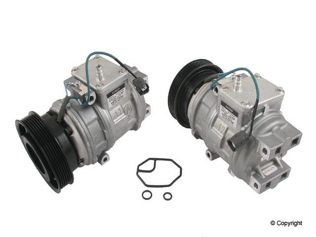 IMC - Denso New A/C Compressor - IMC 656 21035 122