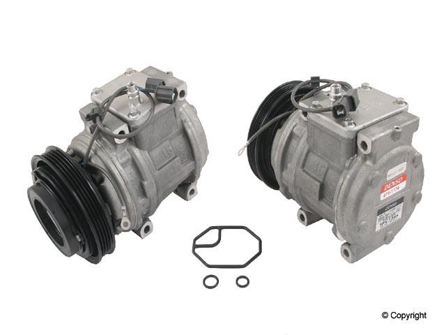 Denso New - Denso New A\/C Compressor - WDX 655 01002 122