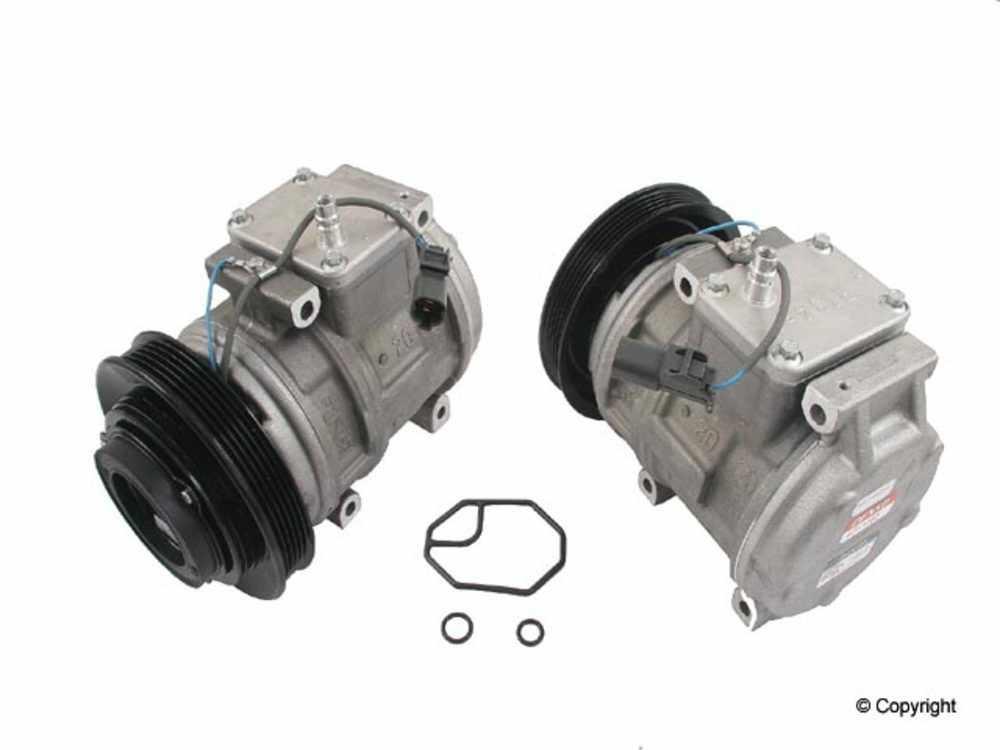 WD EXPRESS - Denso New A/C Compressor - WDX 655 01003 122