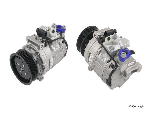IMC - Denso New A/C Compressor - IMC 656 54013 122