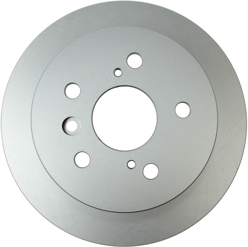 Original -  Performance Platinum Disc Brake Rotor (Rear) - WDX 405 51160 511