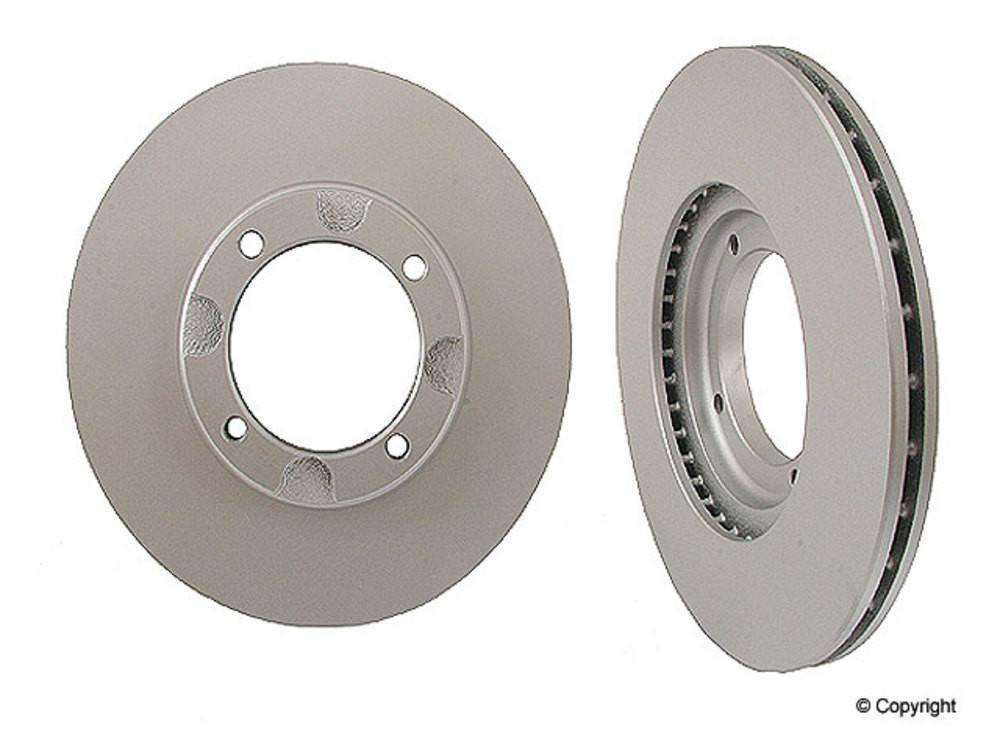 Meyle - Meyle Disc Brake Rotor (Front) - IMM 37-15 521 0003/PD