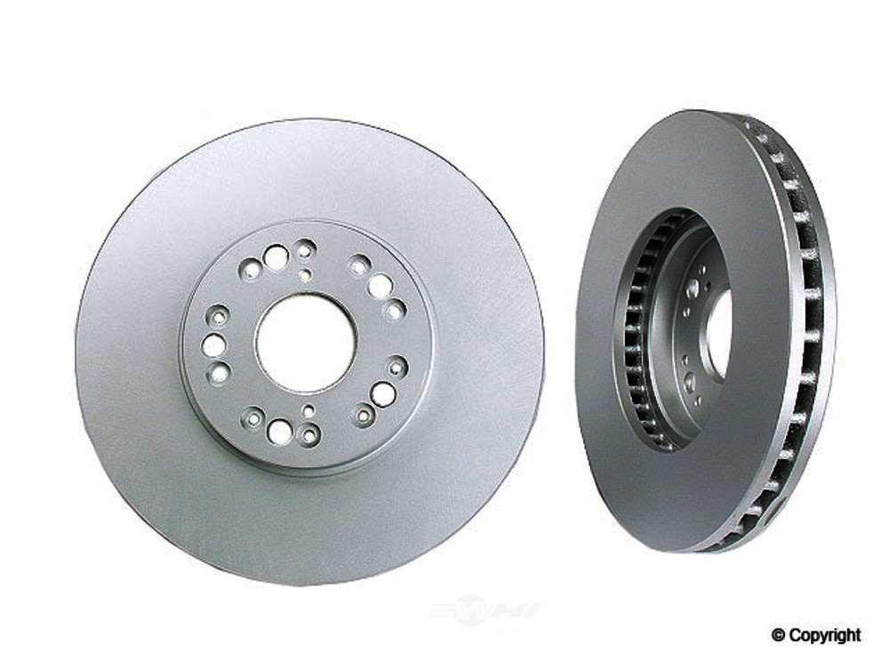 Meyle -  Disc Brake Rotor (Front) - WDX 405 30003 500