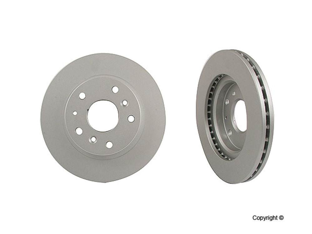 IMC MFG NUMBER CATALOG - Meyle Disc Brake Rotor (Front) - IMM 35-15 521 0009/PD
