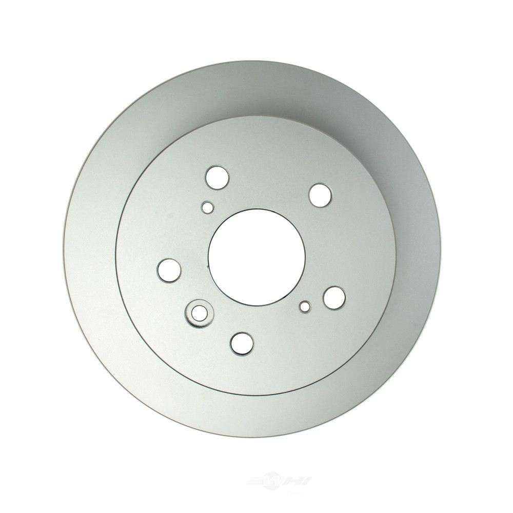 Meyle -  Disc Brake Rotor (Rear) - WDX 405 51160 500