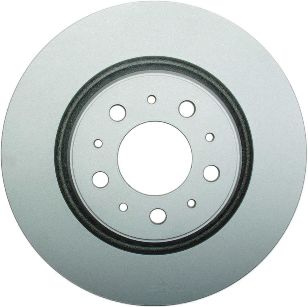 Meyle -  Disc Brake Rotor (Front) - WDX 405 53017 500