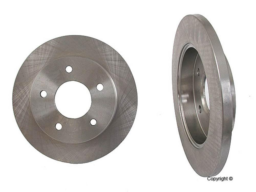 IMC MFG NUMBER CATALOG - Original Performance Disc Brake Rotor (Rear) - IMM 405 07 001
