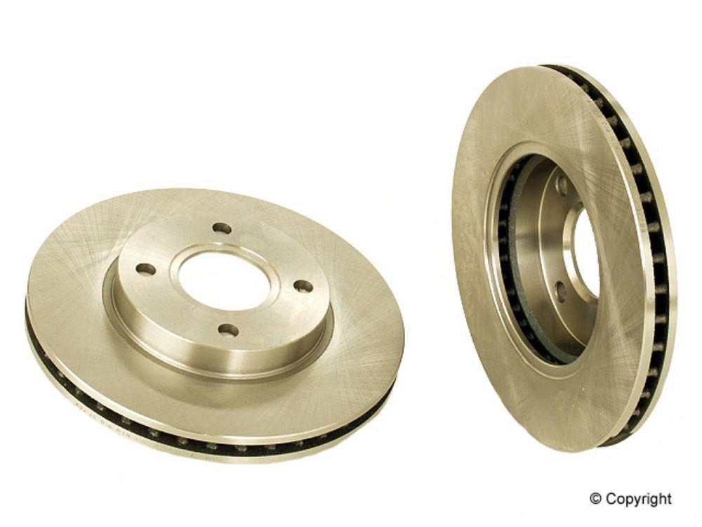 IMC MFG NUMBER CATALOG - Original Performance Disc Brake Rotor (Front) - IMM 405 18 036