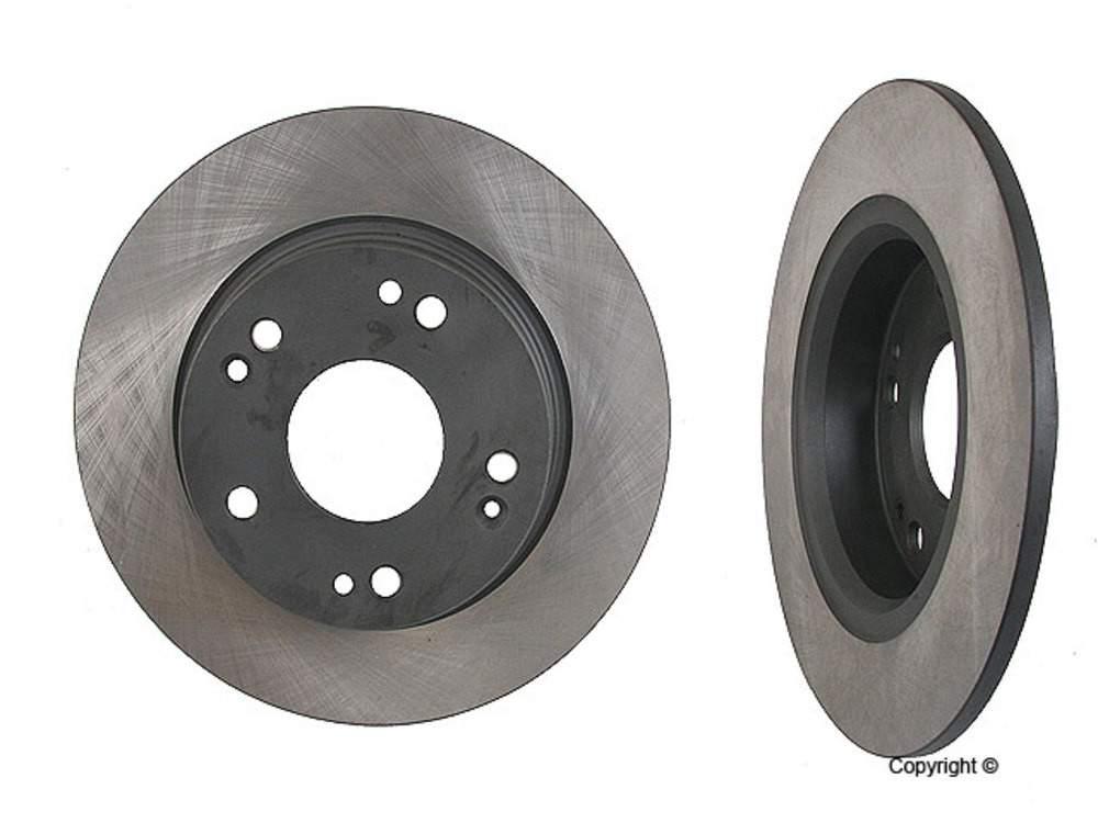 IMC MFG NUMBER CATALOG - Original Performance Disc Brake Rotor (Rear) - IMM 405 21 012