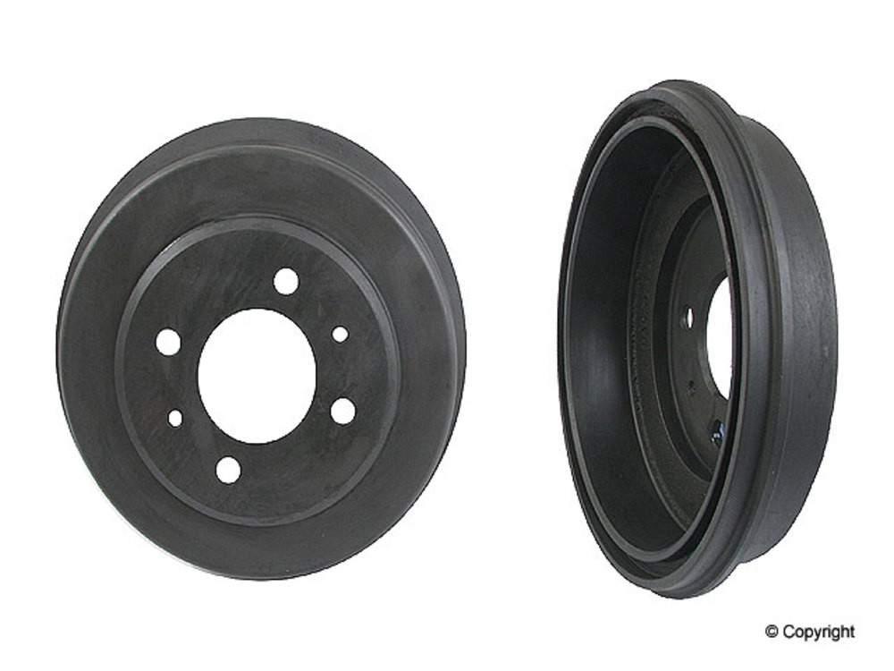 Original -  Performance Brake Drum (Rear) - WDX 406 23013 501