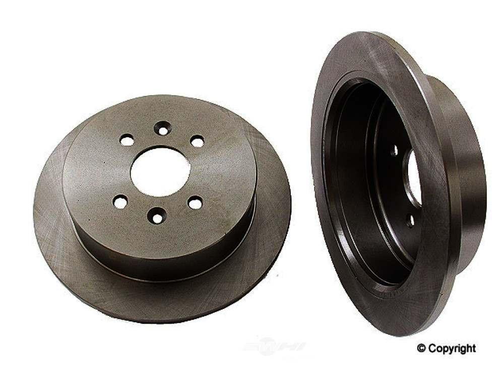Original -  Performance Disc Brake Rotor - WDX 405 28009 501
