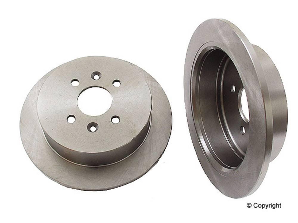 Original -  Performance Disc Brake Rotor (Rear) - IMM 405 28 006