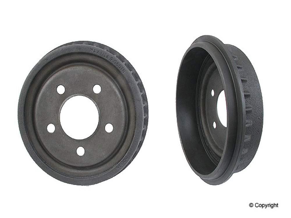 Original -  Performance Brake Drum (Rear) - WDX 406 32019 501