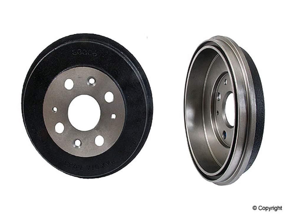 Original -  Performance Brake Drum (Rear) - WDX 406 32010 501