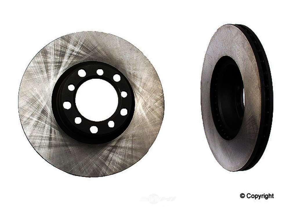 Original -  Performance Disc Brake Rotor - WDX 405 33020 501