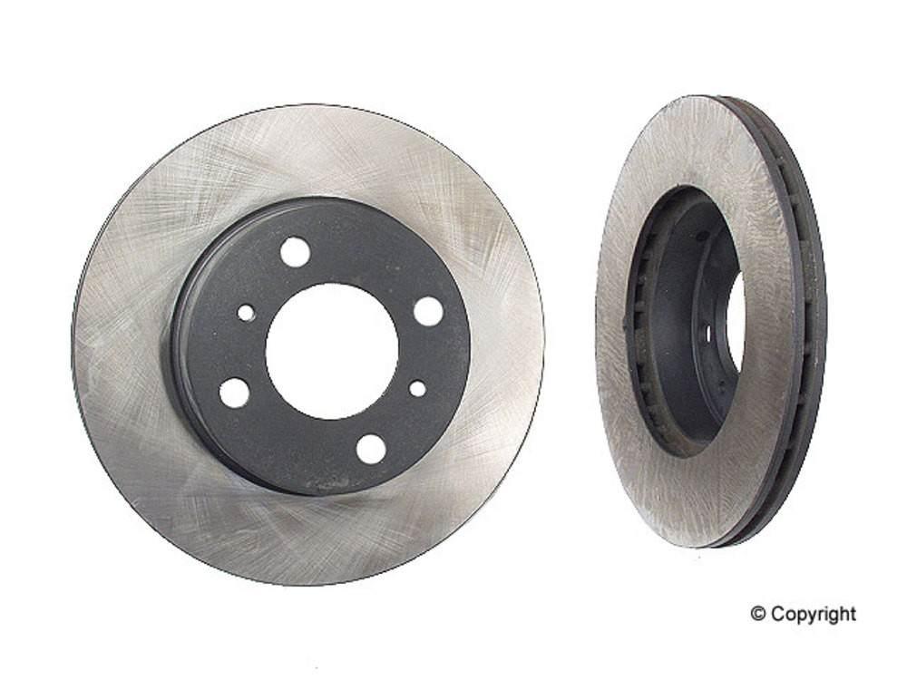 IMC MFG NUMBER CATALOG - Original Performance Disc Brake Rotor (Front) - IMM 405 37 062