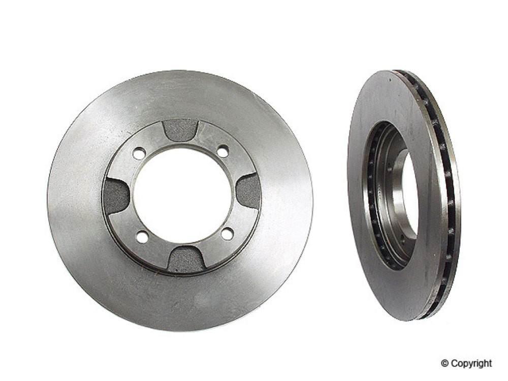 Original -  Performance Disc Brake Rotor (Front) - IMM 405 37 111