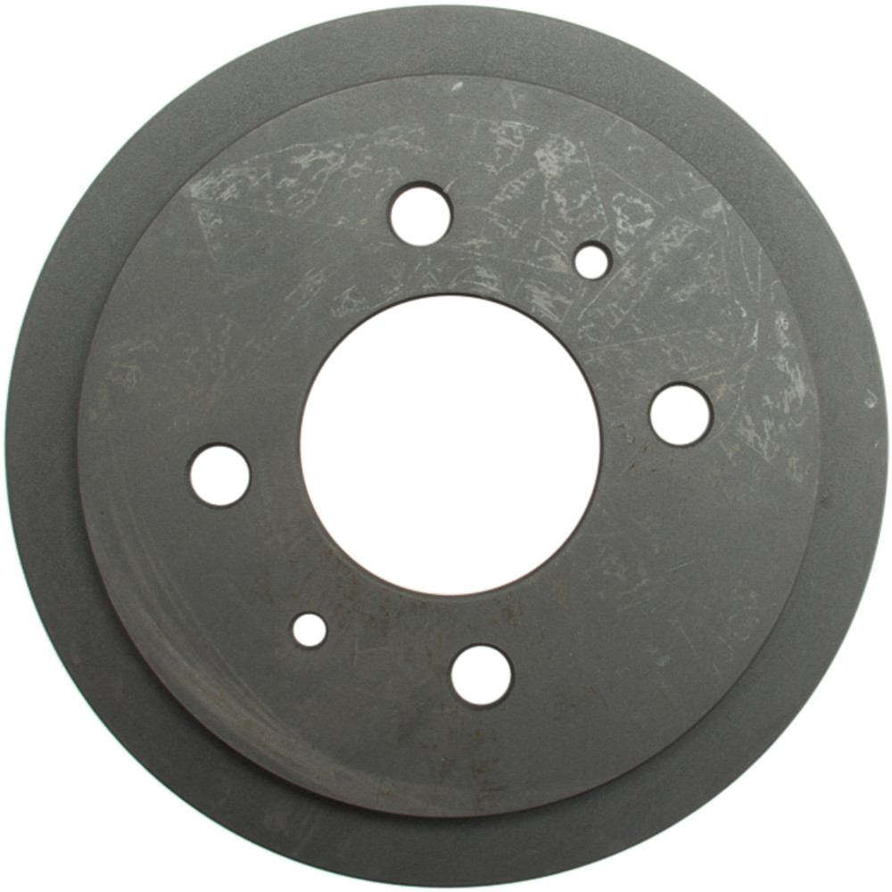 Original -  Performance Brake Drum (Rear) - WDX 406 37007 501