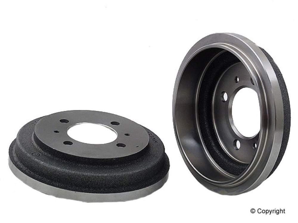 Original -  Performance Brake Drum (Rear) - WDX 406 38010 501