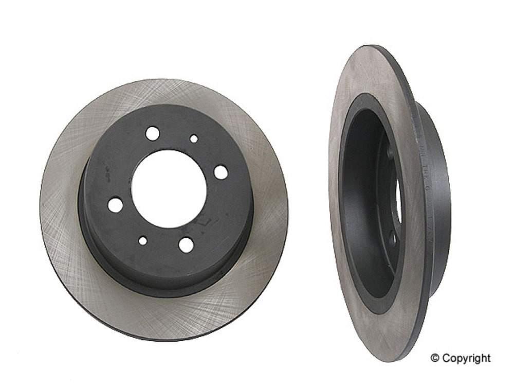 Original -  Performance Disc Brake Rotor (Rear) - IMM 405 38 135