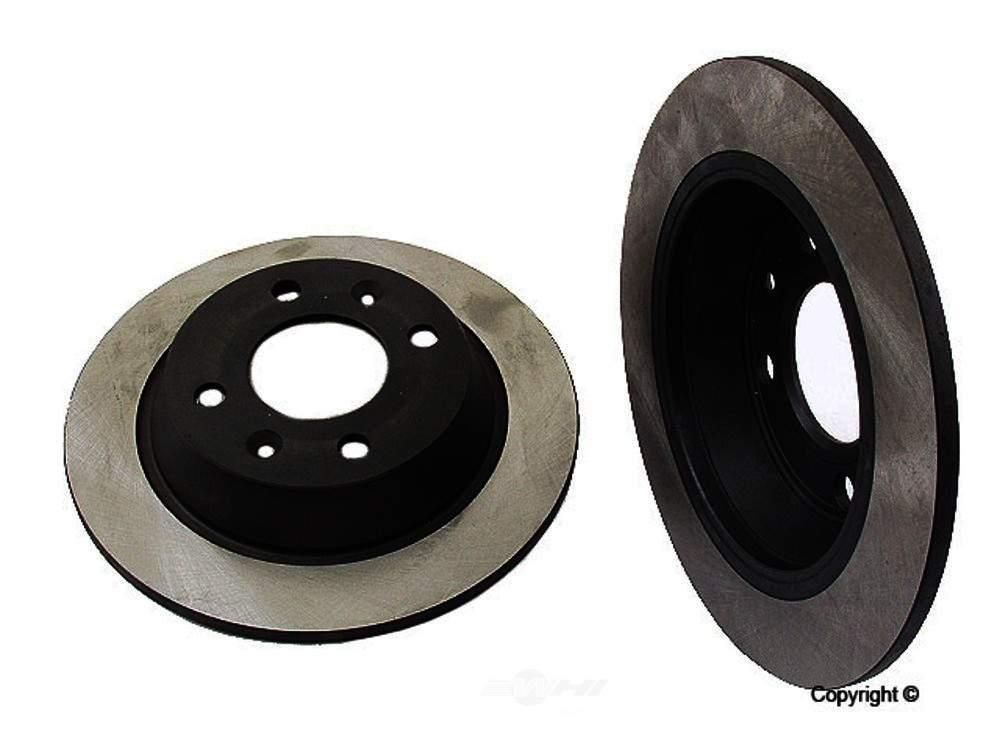 Original -  Performance Disc Brake Rotor - WDX 405 46011 501