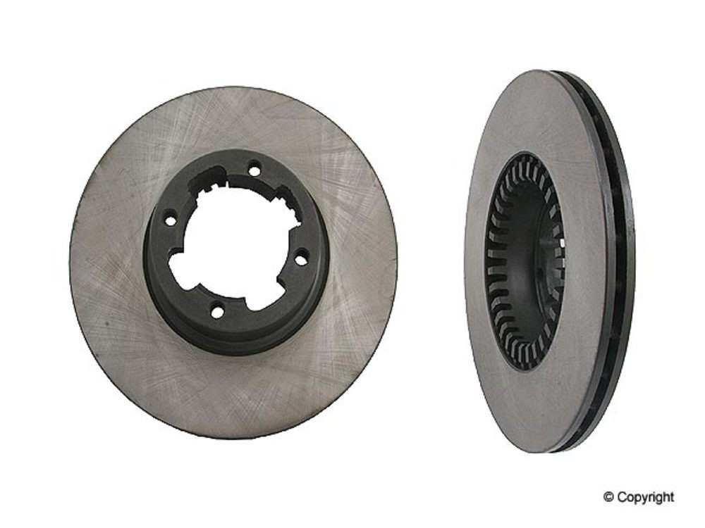 Original -  Performance Disc Brake Rotor (Front) - IMM 405 49 004