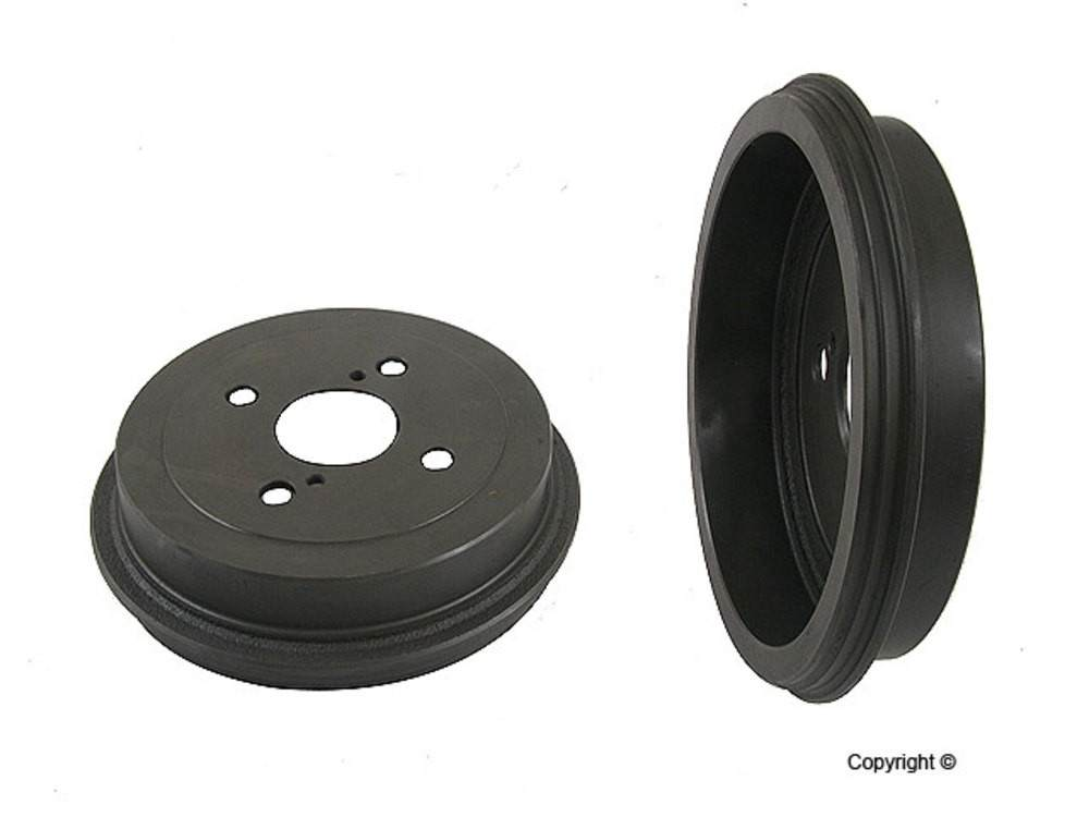 Original -  Performance Brake Drum (Rear) - IMM 405 51 028