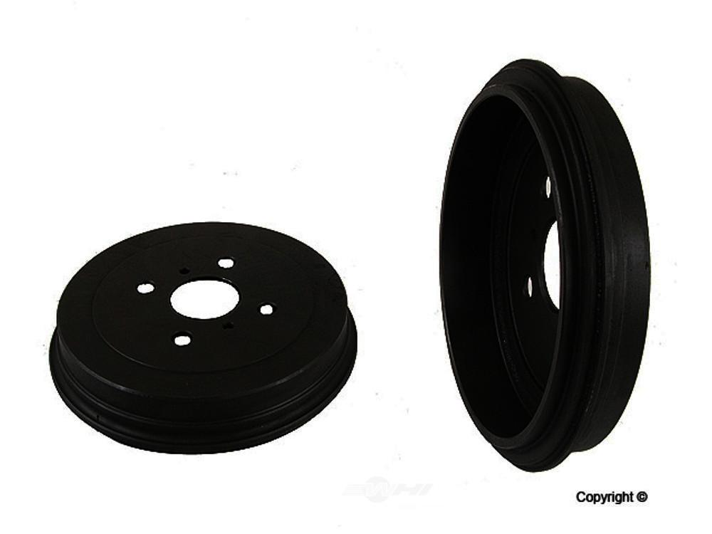 Original -  Performance Brake Drum - WDX 406 51037 501