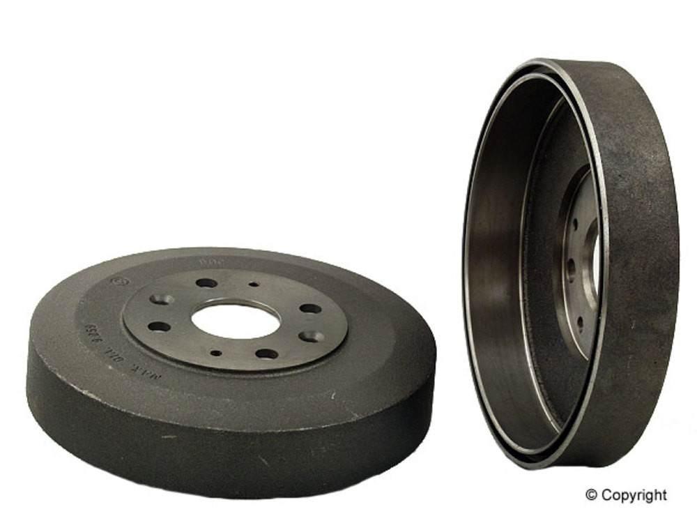 Original -  Performance Brake Drum (Rear) - WDX 406 51017 501