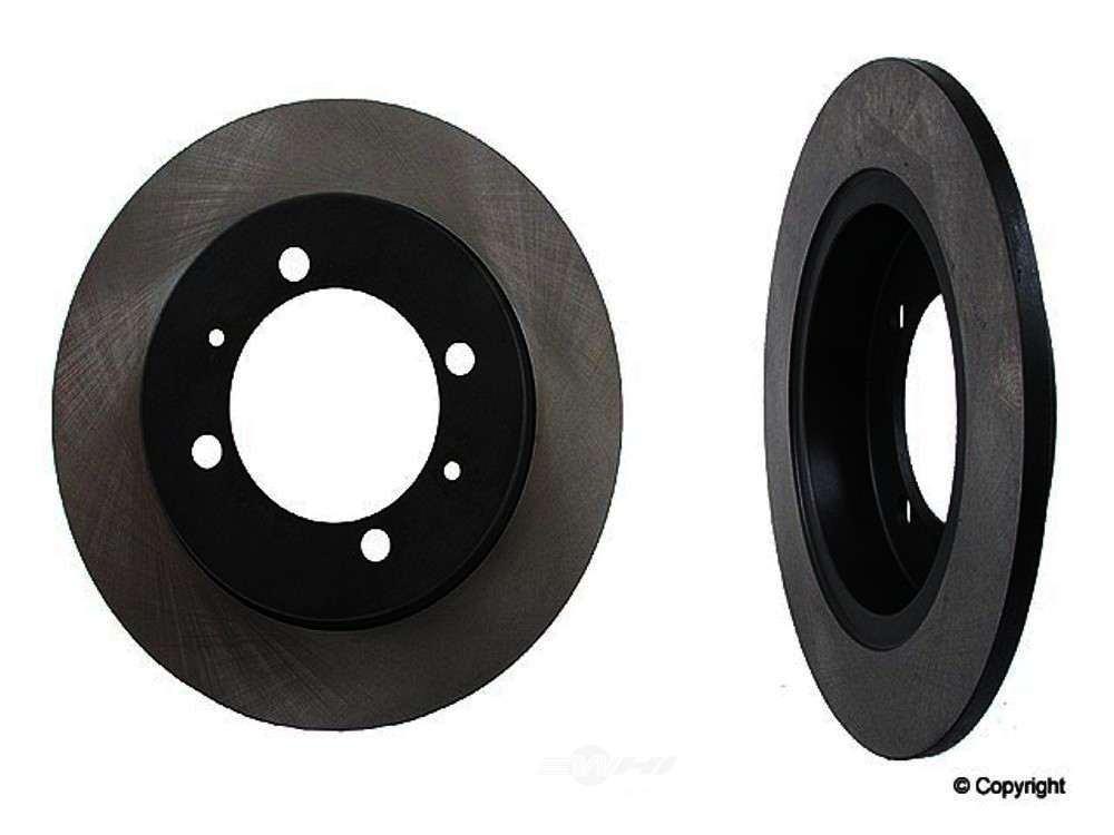 Original -  Performance Disc Brake Rotor - WDX 405 53032 501