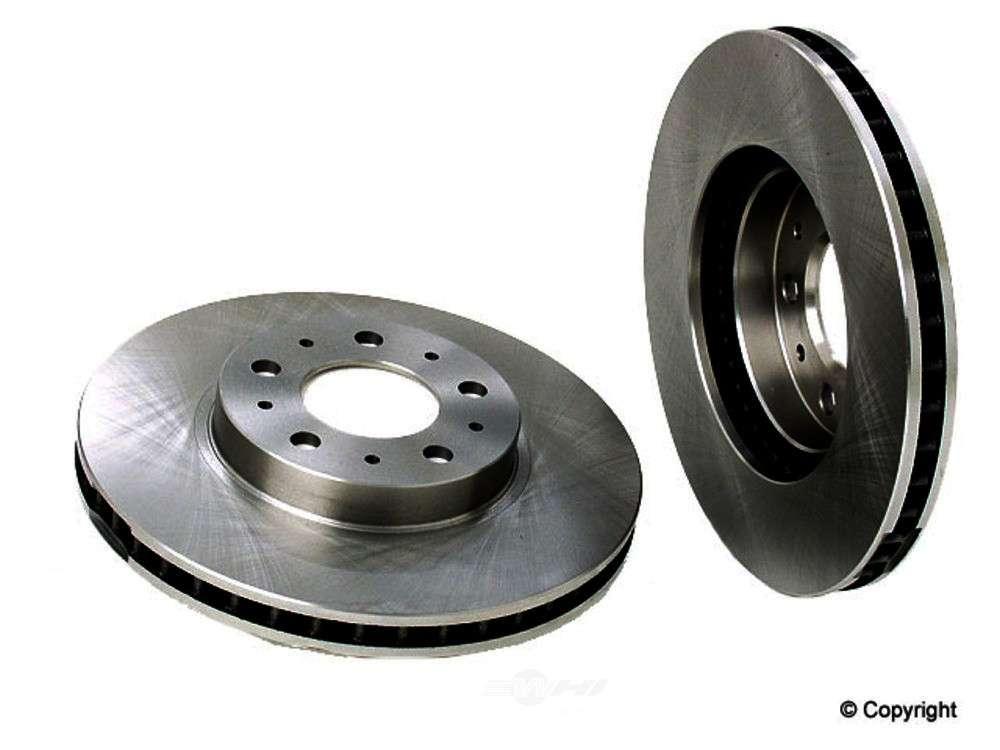 Original -  Performance Disc Brake Rotor (Front) - WDX 405 53013 501