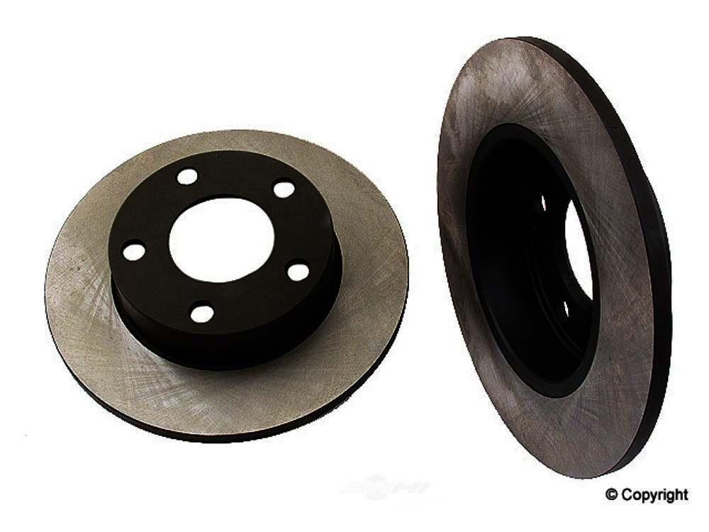 Original -  Performance Disc Brake Rotor - WDX 405 54047 501
