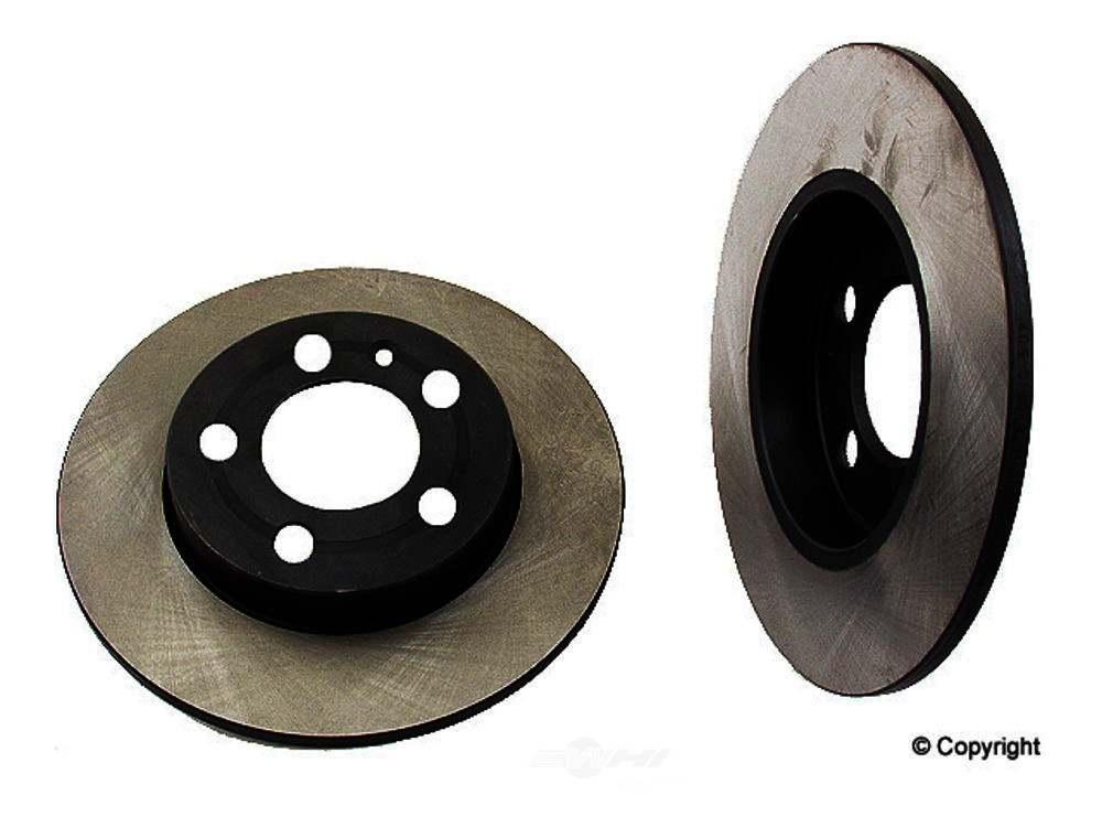 Original -  Performance Disc Brake Rotor - WDX 405 54005 501