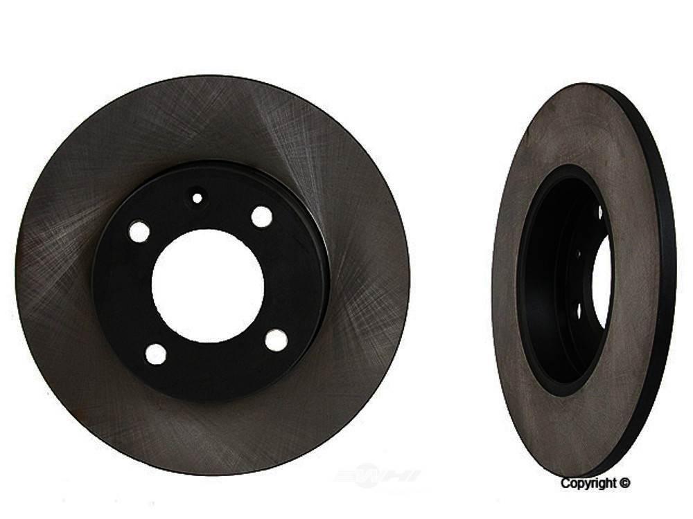Original -  Performance Disc Brake Rotor - WDX 405 54079 501