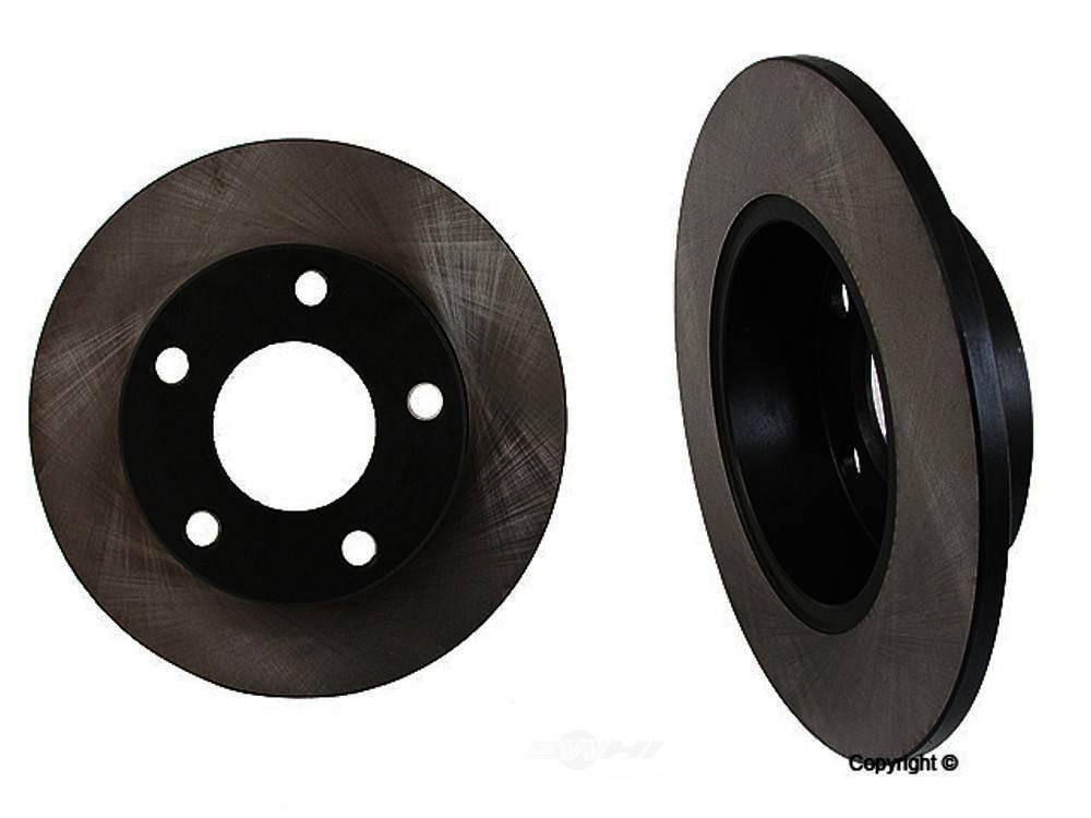 Original -  Performance Disc Brake Rotor - WDX 405 54030 501