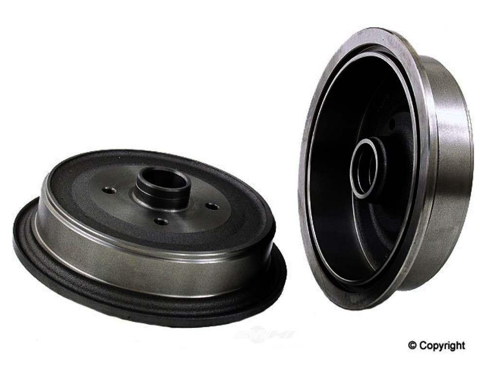Original -  Performance Brake Drum - WDX 406 54018 501