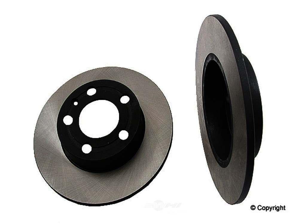 Original -  Performance Disc Brake Rotor - WDX 405 54004 501